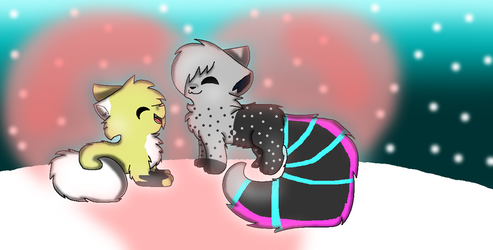 Contest Entry (Part 1): Such a Snowy Night... by xXPastelWishesXx
