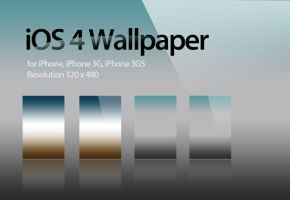 iOS4 Style Wallpapers by diemuse2006