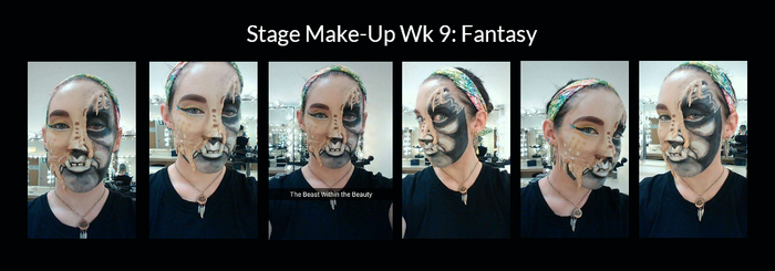 Stage Make-Up Wk 9 by Lady-Ceridwen