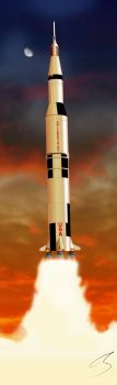Saturn V 2011 by Firmato