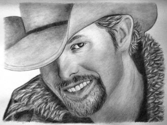 Toby Keith by CountryMustangs
