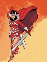 Lady Sif by cristina-gper