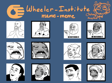 [WI] Wheeler meme meme Eliot by Sawyer-Nono