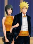 NaruShizu: Escorting His Nee-chan (Close-up) by JuPMod