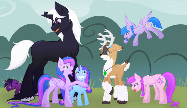 Meeting Tyandaga Art Contest by Felicity-Star