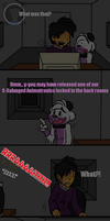 Humble Partner (FNAF 6 Comic) Pt.5 by Blustreakgirl