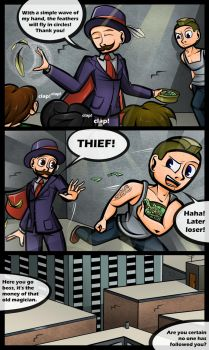 Deal among Thieves: page 1 by TGedNathan