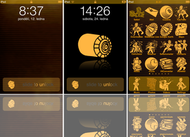 Iphone Fallout skin by iSugar