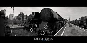 old train. by DoubbleD