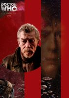 Doctor Who - The War Doctor by StrangeHumanCake