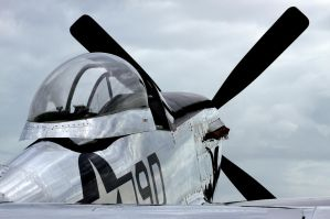 North American P-51D, Brat III by OpticaLLightspeed