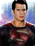 Man of steel by p1xer
