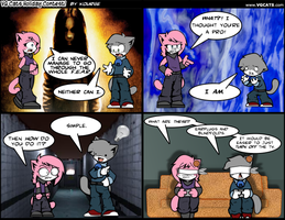 VG Cats: Fear of F.E.A.R. by kourge