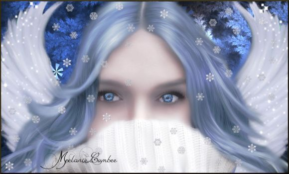 Snow Angel by paranormallily32
