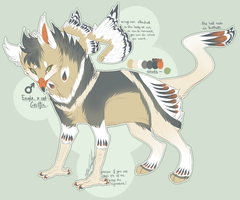 Gimme your price griffin adopt {CLOSED, END} by noiresetoiles