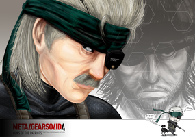 The Legacy of the Big Boss by Teevo