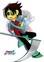 Paulace Paul and Jace Fusion - Collab by Shadowtails-Derol