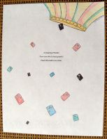 Door Delivery - Haiku Letter Drawing by Kyle-Lefort