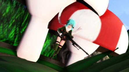 Tiny Sinon by TheSWKing