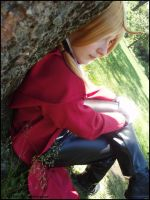 Ed - Under a Tree by Gekroent