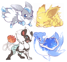 Pokemon fusions 3