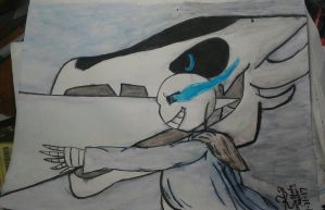 Gaster Blaster Master by TheAceManiac