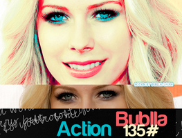 Action 135 by Bublla