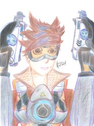 Tracer with another stile by negriwtf by negriwtf