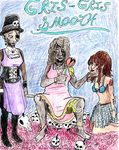 Simone Heroux and the Grave Dancers by MrRemoraman