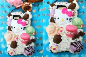 Hello Kitty Sweet Deco Phone by Smatch