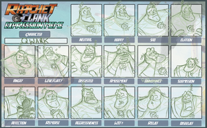 RaC Expression Meme - Qwark by metalcervidae