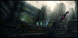 The Hive - updated by Hideyoshi