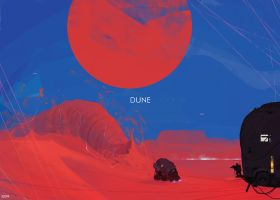 Dune (with video) by ProxyGreen