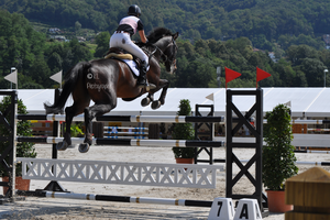Show Jumping Stock 013 by Champi-Stock
