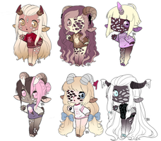 oculus aries adopts | open by Tenshilove
