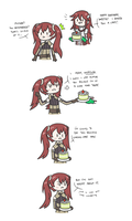 Eat Your Cake, Severa by dualbloodlines