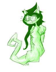 Jadesprite by w0rm-is-here