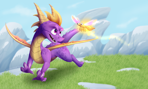 The Adventure Continues by IcelectricSpyro