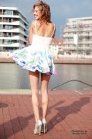 Anna in a summer dress 2 by PhotographyThomasKru