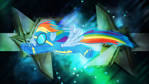 Fastest Wonderbolt Alive by Game-BeatX14