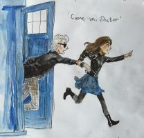Come on Doctor by Sildesalaten