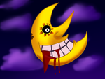 Soul Eater Moon by Puppy-41