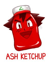 Ash Ketchup by Ry-Spirit