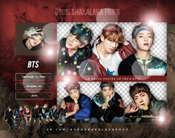 BTS PNG PACK #3|You Never Walk Alone P.1 by Upwishcolorssx