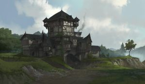 building concept by artcobain