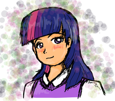 dAMuro quick Twilight Sparkle by ClaireAnneCarr