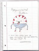 Peppermint Butler by onedirectionsauce
