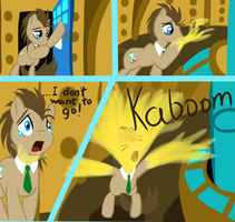 Doctor Whooves End of Time by Naur