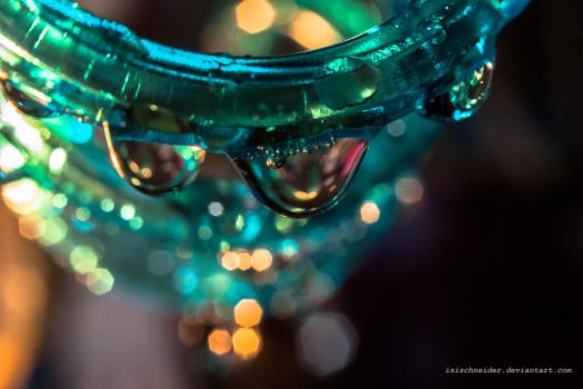Bokeh Drops by isischneider