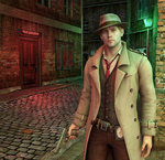 Detective Cullen by FeainneW